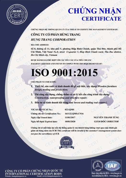 ISO 9001 2015 pic
